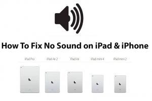 How To Fix No Sound On IPad Games