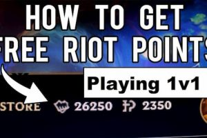 Free Riot Points
