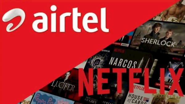 Get a Netflix Subscription with Airtel