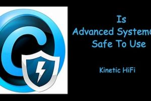 Is Advanced SystemCare Safe