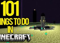 Things to do in Minecraft