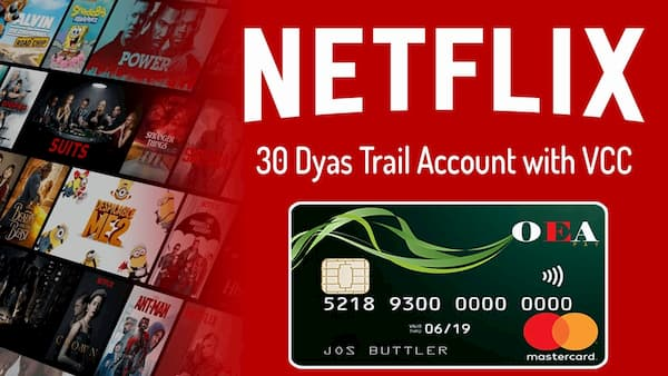 free netflix accounts that work