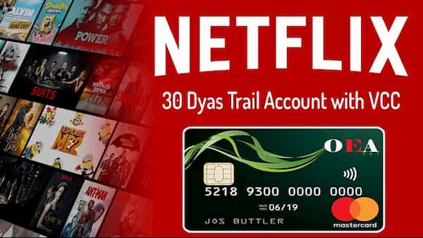 how to get netflix free trial