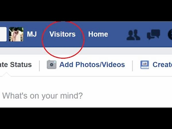 how to see who views my facebook profile