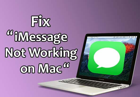 iMessage Not Working On Mac