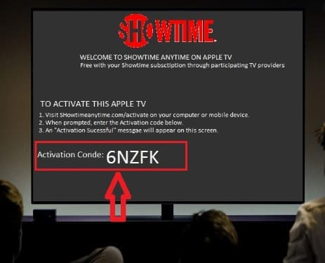 showtime anytime on apple tv