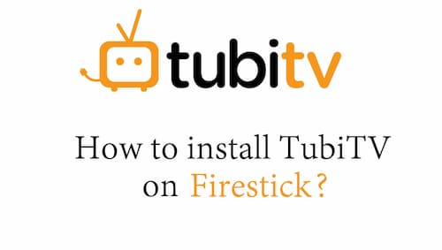 tubi.tv activate on firestick