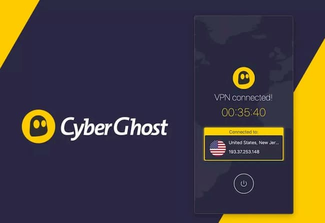 cyberghost vpn for netflix error code
