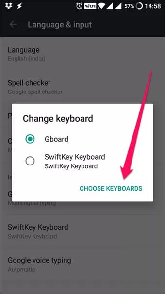 gboard keeps stopping how to fix